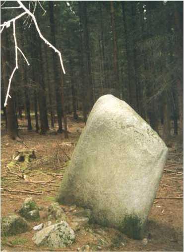 03 5 - Die Steinpyramide Groß Gerungs