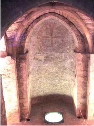 virgilkapelle - Zwergerlhöhlen, Malleiten