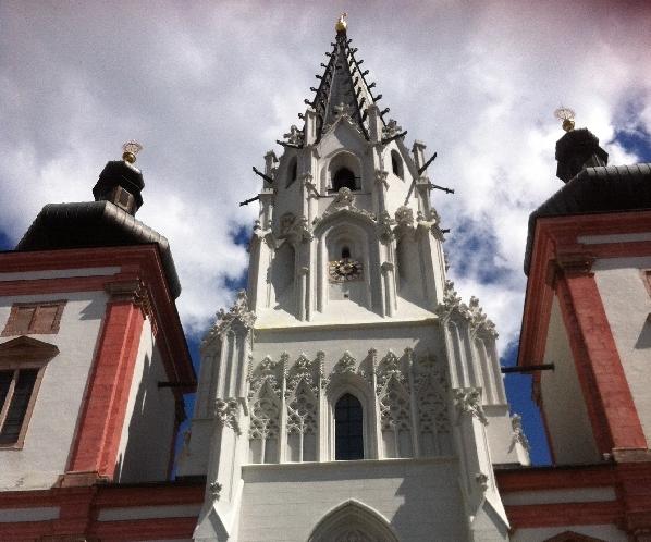 mariazell basilika - Mariazell, Stmk.