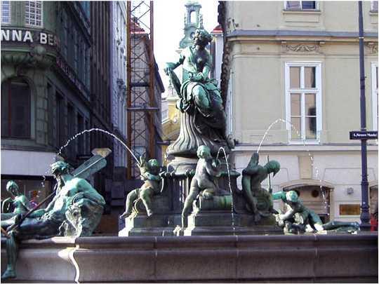donnerbrunnen - Kult & Kraftplätze im Raum Wien