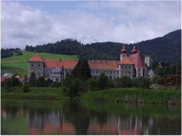lambrecht - Der Steinerne Stadl auf der Malleiten