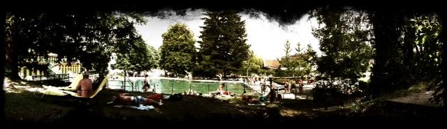 Foto 1 - Bad Fischauer Thermalbad: Schwimmen, wo schon die Römer und Kelten gebadet haben ...