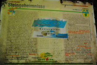 Johannisbachklamm 013 314x210 - Die Klamm, der Bach und Marias Tritt: Johannesbachklamm