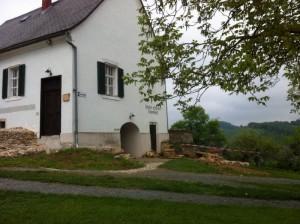 Das Museum und der Brunnenplatz