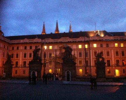 Prag Hradschin 2013 005 431x342 - Prag: zu Besuch bei einer Königin