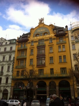 Prag Koenigsweg 2013 024 321x429 - Prag: zu Besuch bei einer Königin