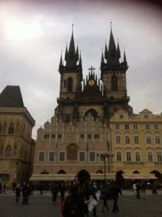 Prag Koenigsweg 2013 058 234x314 - Prag: zu Besuch bei einer Königin