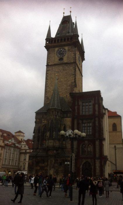 Prag Koenigsweg 2013 060 421x703 - Prag: zu Besuch bei einer Königin