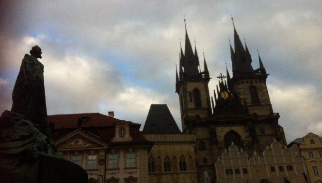 Prag Koenigsweg 2013 064 664x379 - Prag: zu Besuch bei einer Königin