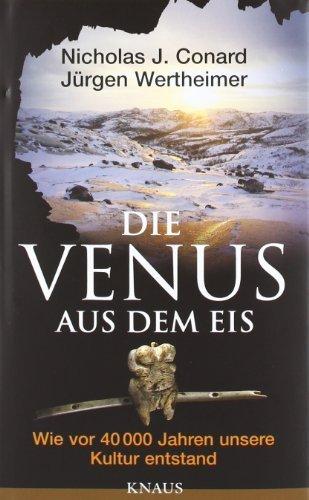 venusausdemeis - Buchempfehlung: Die Venus aus dem Eis