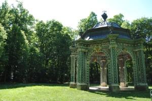 Das grüne Lusthaus