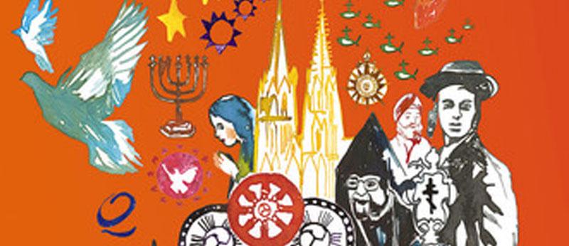 LebenGlaubenFeiernDetail - Buchtipp: Leben - Glauben - Feiern, familiäre Feste der gelebten Religionen in Europa