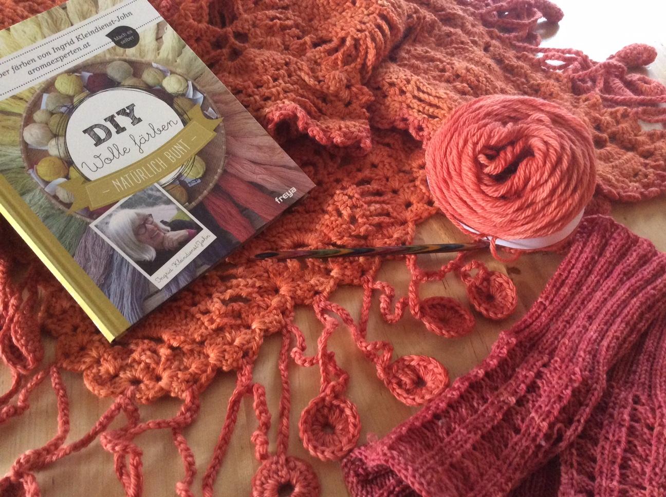 NatuerlichBuntDIYWolleFaerben - Buchtipp: Natürlich bunt -  DIY Wolle färben