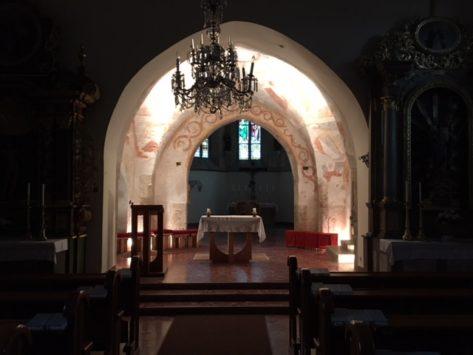 IMG 0706 473x355 - St. Peter am Moos - die Pfarrkirche von Muthmannsdorf