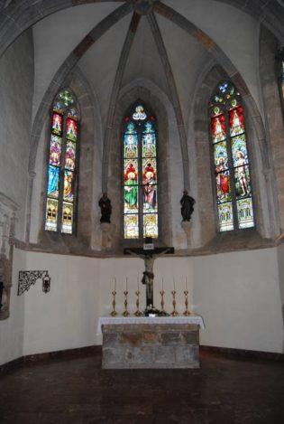 Kirche MuMaDo2012 082 315x469 - St. Peter am Moos - die Pfarrkirche von Muthmannsdorf