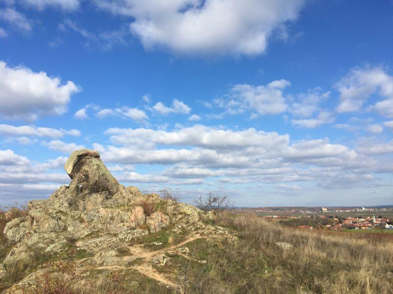 KogelsteineFeehaube16 007 - Mystische Kraftplätze in und um Eggenburg