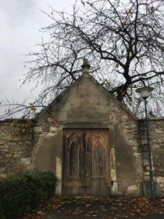 redemptoristenkloster 002 235x313 - Mystische Kraftplätze in und um Eggenburg