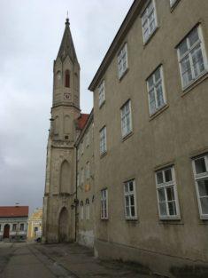 redemptoristenkloster 003 235x313 - Mystische Kraftplätze in und um Eggenburg