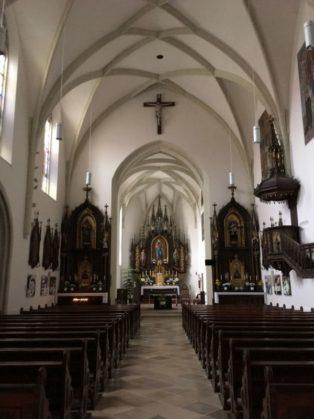 redemptoristenkloster 007 314x419 - Mystische Kraftplätze in und um Eggenburg