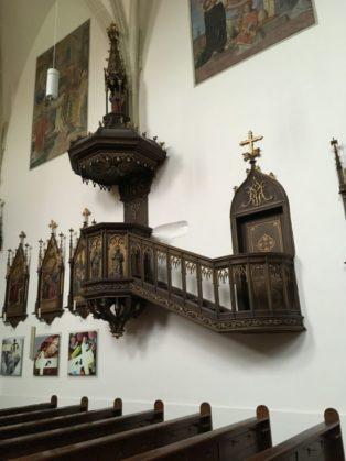 redemptoristenkloster 008 314x419 - Mystische Kraftplätze in und um Eggenburg