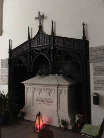 redemptoristenkloster 012 358x477 - Mystische Kraftplätze in und um Eggenburg