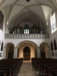 redemptoristenkloster 023 227x303 - Mystische Kraftplätze in und um Eggenburg