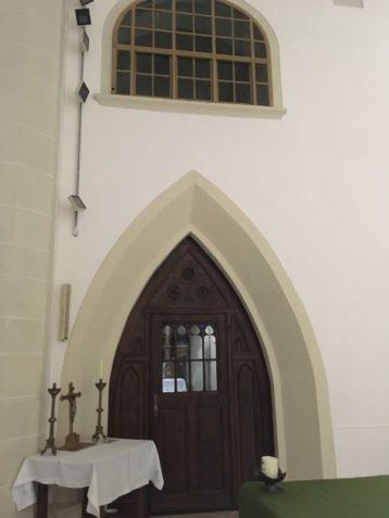 redemptoristenkloster 025 358x477 - Mystische Kraftplätze in und um Eggenburg