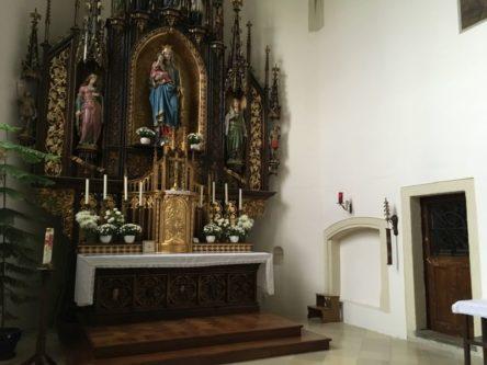 redemptoristenkloster 030 444x333 - Mystische Kraftplätze in und um Eggenburg