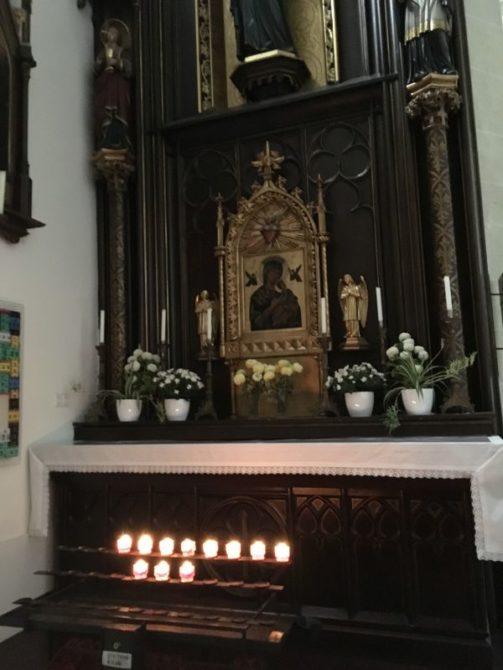 redemptoristenkloster 032 503x670 - Mystische Kraftplätze in und um Eggenburg