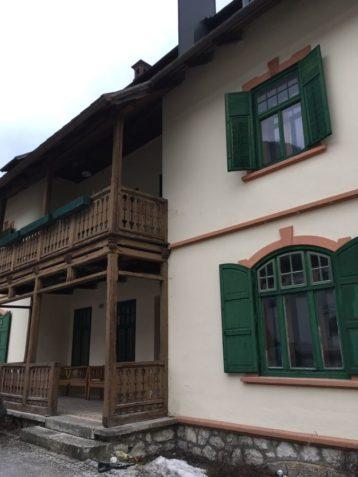 Puergg 018 358x477 - Pürgg - zu Besuch im steirischen Kripperl: Georgskirche, Katharinenkapelle und das Johanneskircherl