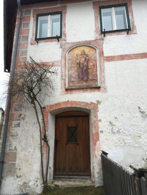 Puergg 019 474x631 - Pürgg - zu Besuch im steirischen Kripperl: Georgskirche, Katharinenkapelle und das Johanneskircherl