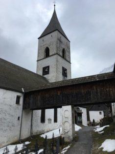 Puergg 026 235x313 - Pürgg - zu Besuch im steirischen Kripperl: Georgskirche, Katharinenkapelle und das Johanneskircherl