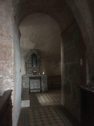 Puergg 040 314x419 - Pürgg - zu Besuch im steirischen Kripperl: Georgskirche, Katharinenkapelle und das Johanneskircherl