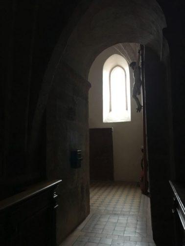 Puergg 042 378x504 - Pürgg - zu Besuch im steirischen Kripperl: Georgskirche, Katharinenkapelle und das Johanneskircherl