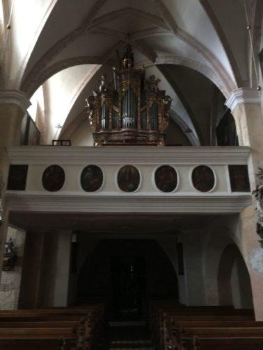 Puergg 053 378x504 - Pürgg - zu Besuch im steirischen Kripperl: Georgskirche, Katharinenkapelle und das Johanneskircherl