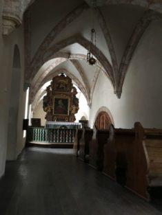 Puergg 063 235x313 - Pürgg - zu Besuch im steirischen Kripperl: Georgskirche, Katharinenkapelle und das Johanneskircherl