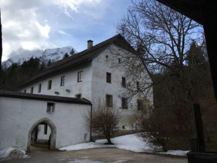 Puergg 073 444x333 - Pürgg - zu Besuch im steirischen Kripperl: Georgskirche, Katharinenkapelle und das Johanneskircherl