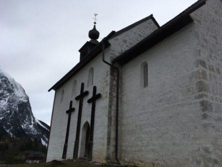 Puergg Johanniskapelle 014 444x333 - Pürgg - zu Besuch im steirischen Kripperl: Georgskirche, Katharinenkapelle und das Johanneskircherl