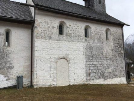 Puergg Johanniskapelle 017 444x333 - Pürgg - zu Besuch im steirischen Kripperl: Georgskirche, Katharinenkapelle und das Johanneskircherl