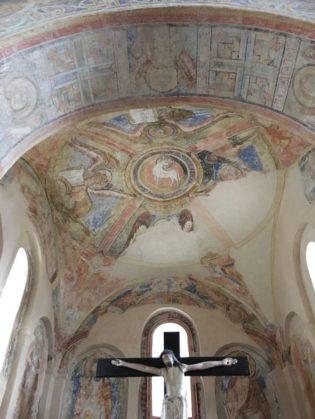 Puergg Johanniskapelle 032 315x419 - Pürgg - zu Besuch im steirischen Kripperl: Georgskirche, Katharinenkapelle und das Johanneskircherl