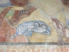 Puergg Johanniskapelle 033 288x216 - Pürgg - zu Besuch im steirischen Kripperl: Georgskirche, Katharinenkapelle und das Johanneskircherl