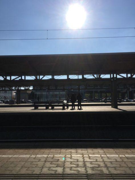 Bahnhof 002 474x631 - Zitat - Fundstück: Das Leben als Reise