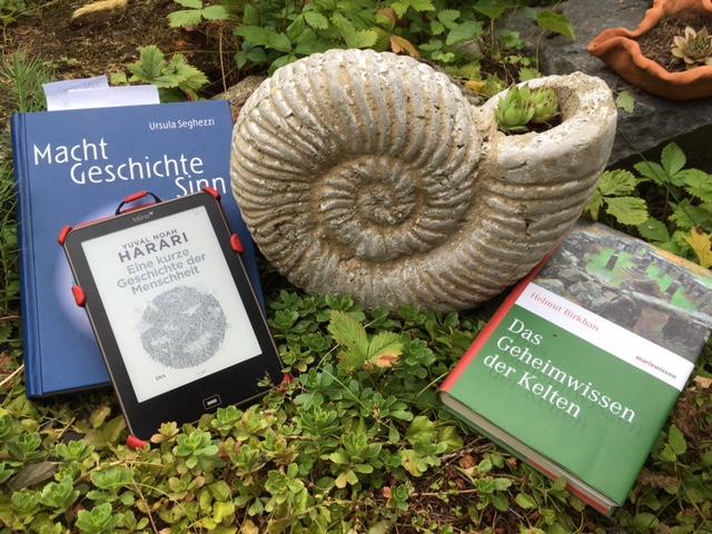 Sommerbuchtipps Geschichte - Sommerleselust Teil 1: Buchtipps mit Geschichte(n)