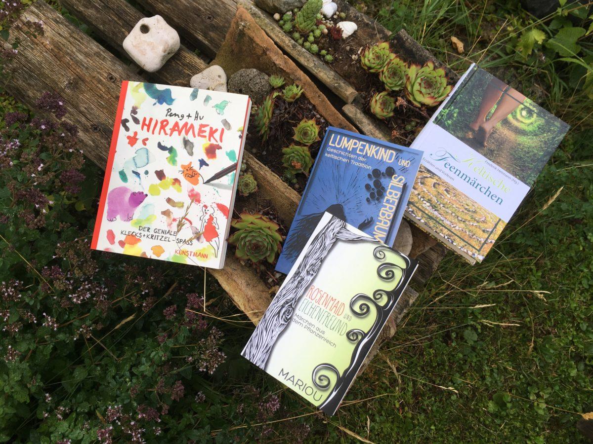 SommerbuchtippsMaerchen e1501696360156 - Sommerleselust Teil 2: Märchenhafte Buchtipps & ein malerisches Erlebnis