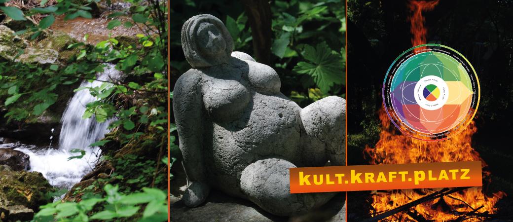 RitualwanderungFeuerWasser IKJ KKP - Ritualwanderung im Jahreskreis: Feuer & Wasser, 2018