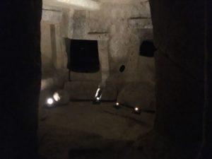 MaltaGozo Hypogaeum 103 300x225 - Auf Göttinnenspuren in Malta & Gozo - Rückblick 2/3: die Tempel