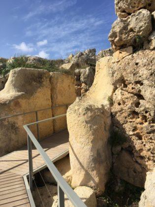 MaltaGozo Montag 064 315x419 - Auf Göttinnenspuren in Malta & Gozo - Rückblick 2/3: die Tempel