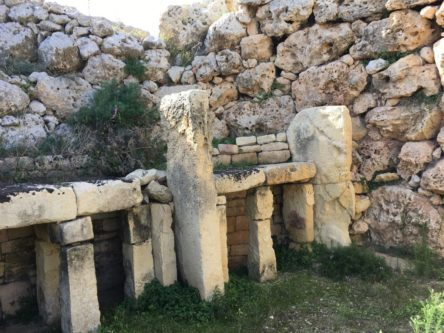 MaltaGozo Montag 085 444x333 - Auf Göttinnenspuren in Malta & Gozo - Rückblick 2/3: die Tempel