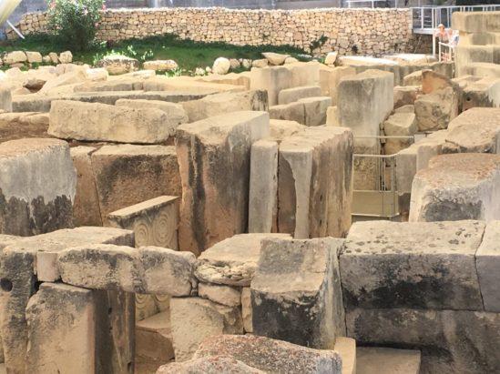 MaltaGozo Tarxien 047 549x411 - Auf Göttinnenspuren in Malta & Gozo - Rückblick 2/3: die Tempel