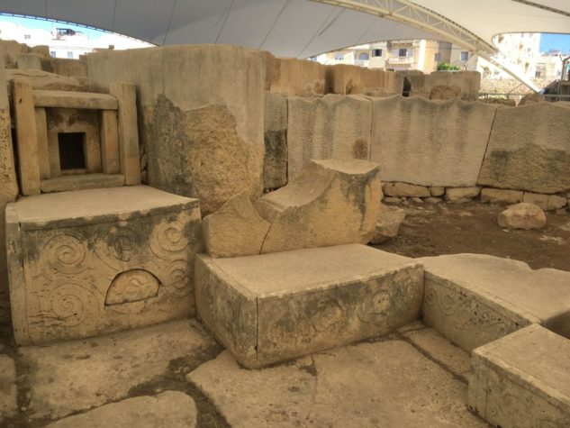 MaltaGozo Tarxien 087 633x475 - Auf Göttinnenspuren in Malta & Gozo - Rückblick 2/3: die Tempel